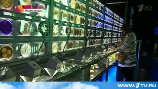 Смотреть клип Р' Амстердаме открылся музей РјРёРєСЂРѕР±РѕРІ 20 11 2014 онлайн