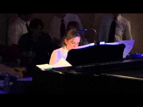 HFJC 2013 Spring Concert - Piano Solo - Kingdom Dance
