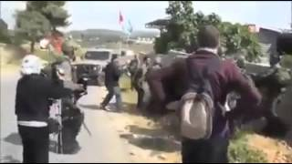 العنة على كل رئيس عربي | شاهد الفيديو | اغتصاب بنات مسلمات | في فلسطين