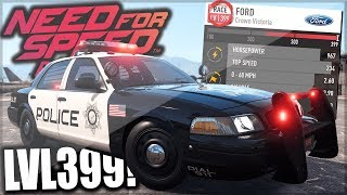 Need For Speed Payback - LVL399 FORD CROWN VICTORIA BUILD + CUSTOMISATIONS!