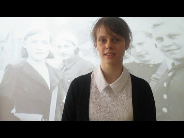 Изображение предпросмотра прочтения – МарияРяполова читает произведение «Бинты» Ю.В.Друниной
