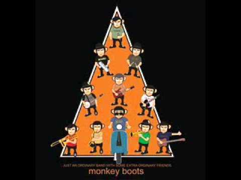 Monkey Boots - Fallin