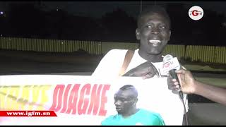 Regardez l'incroyable itinéraire d'un fan de Mbaye Diagne