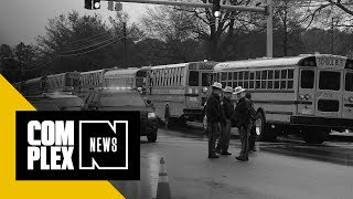 Armed Student Dies After Shooting 2 Others at Maryland High Schoo