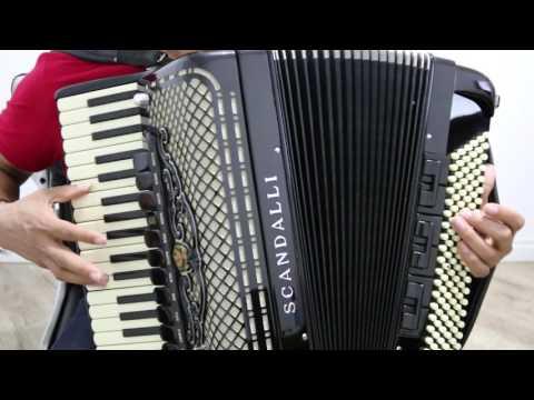 Video Aula Acordeon - Fandango em Soledade.