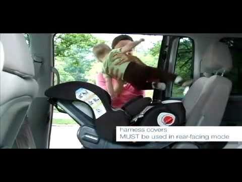Graco Signature Series Smart Seat Youtube