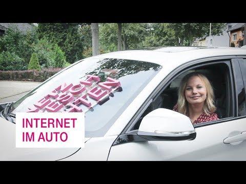 Social Media Post: Internet im Auto - Netzgeschichten