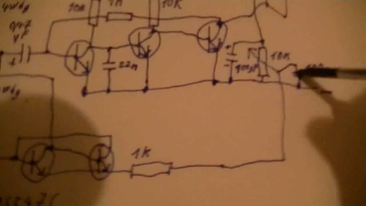 5 Transistor Kurzwellen Am Radio Empfnger Schaltplan Selbstgebaut Circuit Eflose 299 Youtube
