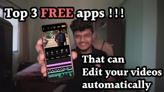 Best FREE !!! automatic video Editing apps of 2021 screenshot 4