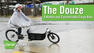 Douze Cargo Bike - Clever Cycles