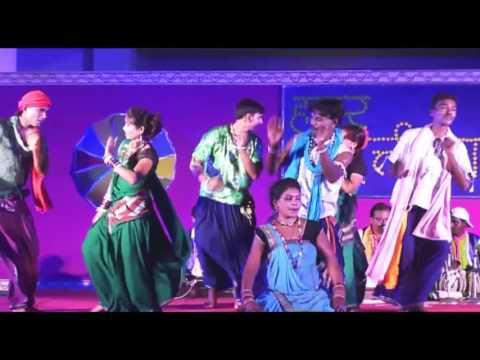 Jhumki Taroi- Ganeda, Sunita- Live Stage Program   in Raipur Chhattisgarh