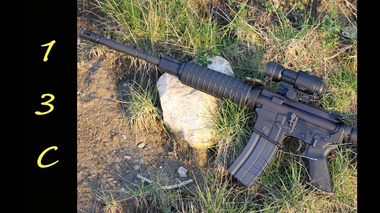 6 5 grendel upper from Wolf Performance Arms
