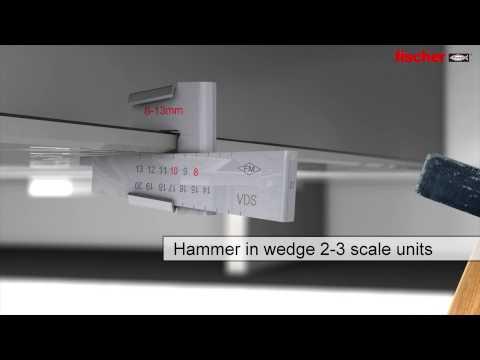 Fischer Beam Clamp TKLS Steel Bite