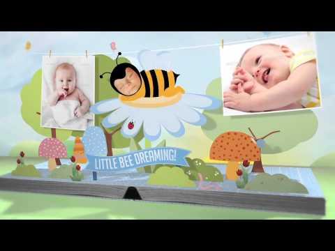 Hey, I'm Turning One! - Baby Birthday Album   VideoHive Templates ...