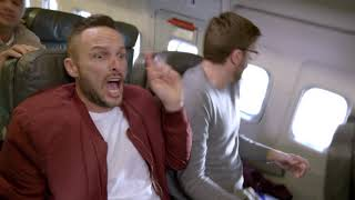 Jono and Ben's Air New Zealand Safety Video