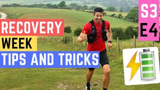 RECOVERY RUN with TIPS and TRICKS to recharge the BATTERIES and plan EPIC RUNS!