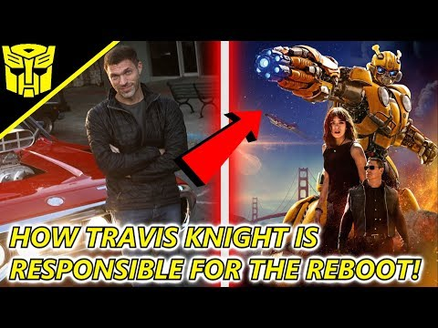 How Travis Knight Convinced Hasbro To Reboot Transformers!(Explained) - Transformers Bumblebee