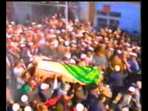 Seyyid Muhammed Raşid Hazretleri    Cenaze Töreni 3 Bölüm