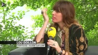 Partenariat - Rencontre avec Lou Doillon aux Eurockéennes de Belfort 2016