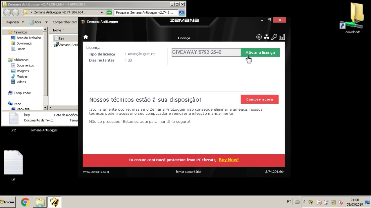 Image result for zemana antilogger 2020 crack