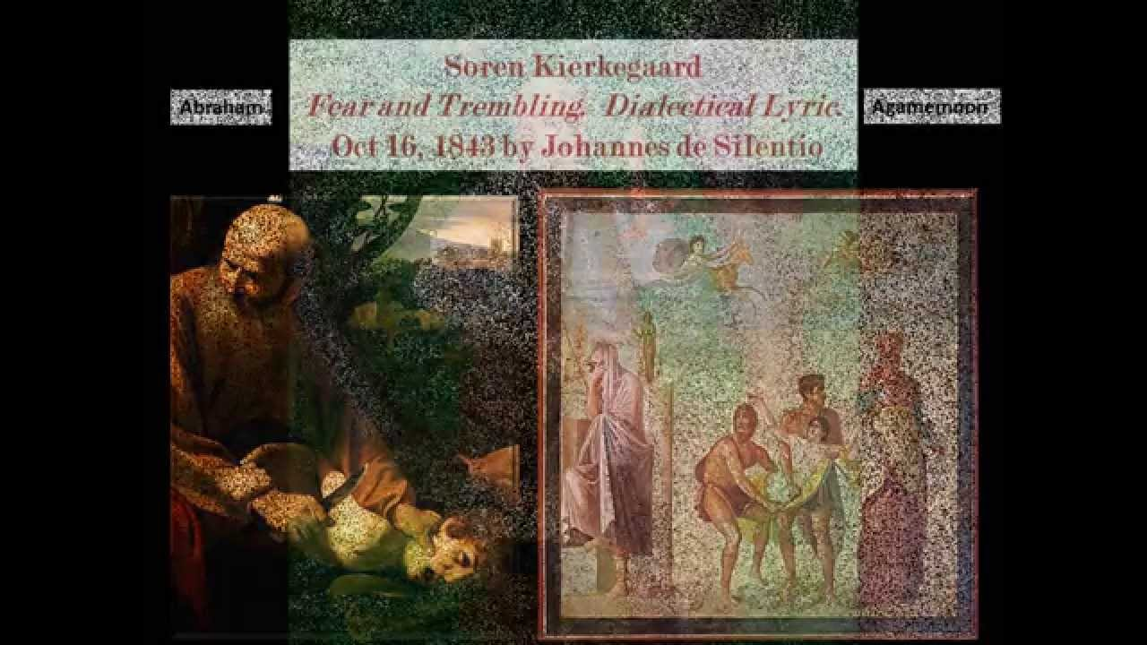 kierkegaard fear and trembling essay The relation between faith and ethics in kierkegaard's fear and trembling1 kierkegaard's fear and trembling, based on the well known biblical story of.