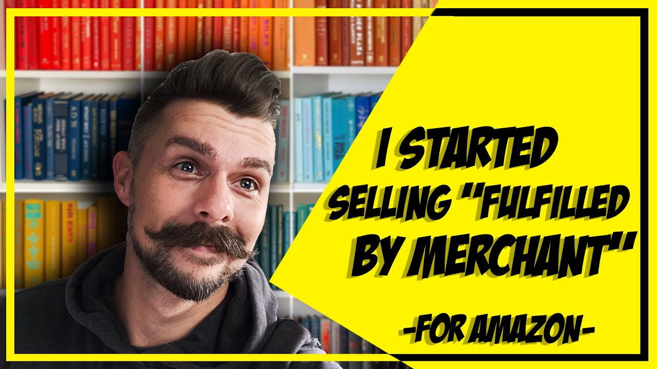 Why I Started Selling Fulfilled By Merchant on Amazon | How To Tutorial