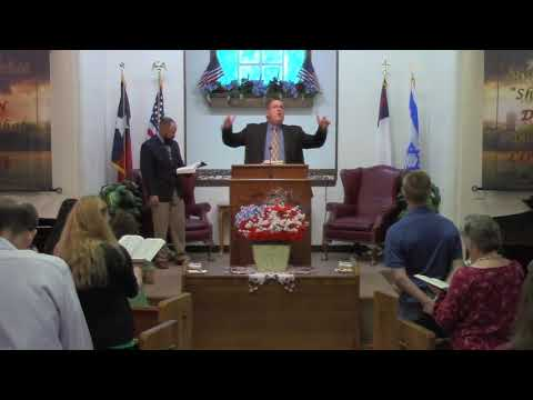 Wednesday Evening Service 8-23-2017