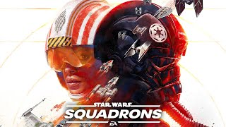 STAR WARS: SQUADRONS All Cutscenes (Game Movie) 1080p 60FPS HD