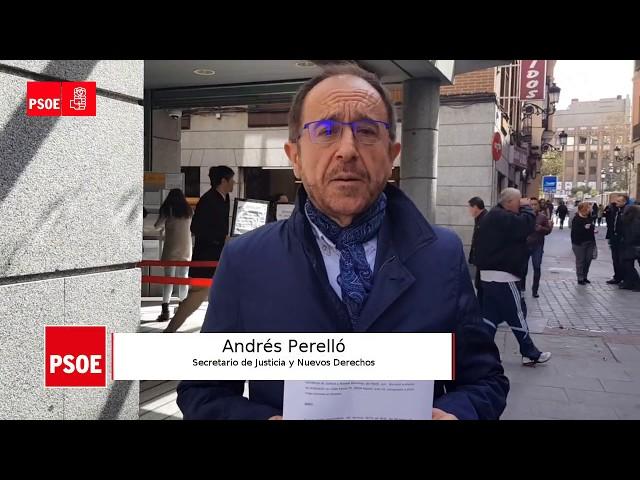 El PSOE pide al Rey que la nieta de Franco se quede sin ducado