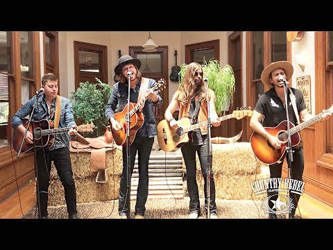 A Thousand Horses 'Preachin' to the Choir' // Country Rebel HQ Session