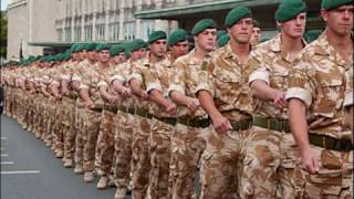 Royal Marines Commandos March - Sarie Marais