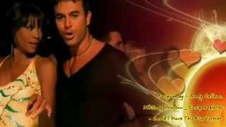 "♫•*""*•♫ Whitney Houston _ Enrique Iglesias Could I Have This Kiss Forever ♫•*""*•♫"