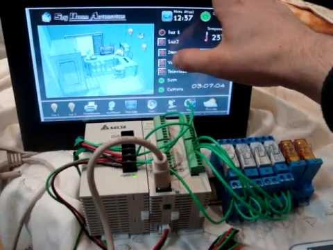 delta to delta wiring diagram automation system delta plc hmi ethernet connection #12