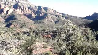 "Poem - Oh Vastness (Sycamore Creek Canyon, AZ) - by Scott ""Nadi"" Gray, Copyright 2009"