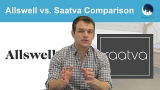 Allswell Vs Saatva Mattress Comparison - Which Is The Bed For You? Reviews