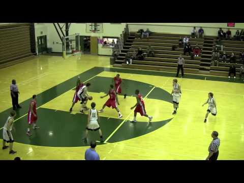 East Anchorage vs. Haines, Alaska High School Basketball