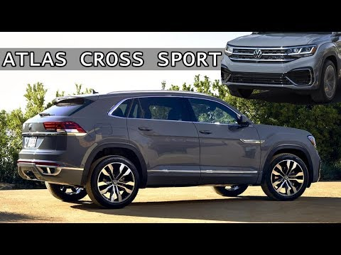 New VW Atlas Cross Sport (2020)