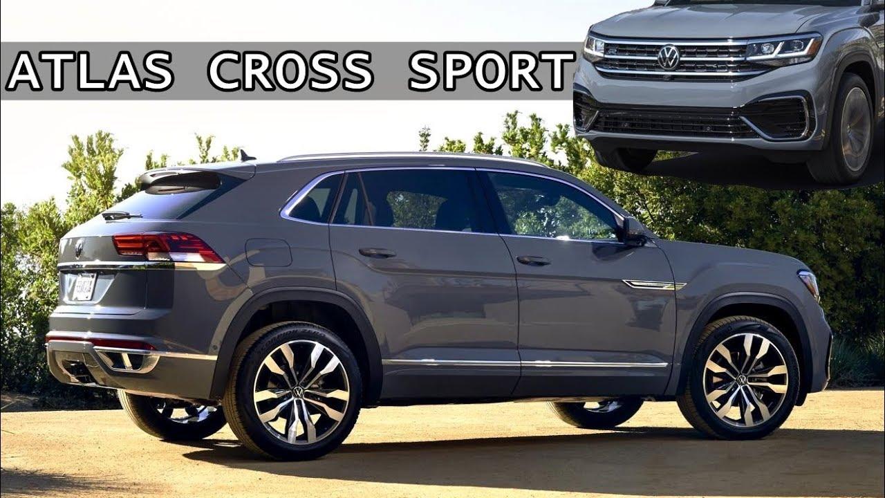 New VW Atlas Cross Sport (2020)