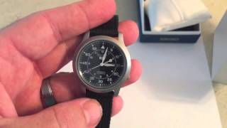 SNK809 SEIKO 5 AUTOMATIC WATCH REVIEW