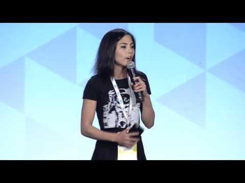 Anna Akana - Creator Keynote - VidCon 2015