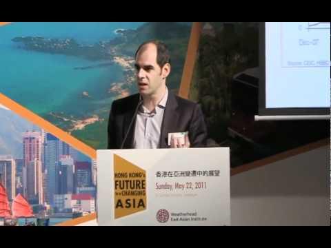 Hong Kong's Future in a Changing Asia - Antonio Simoes presentation