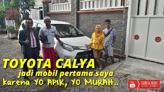 TOYOTA CALYA - BAGUS & MURAH
