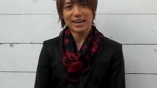 山崎育三郎が2011年12月25日(日)~28日(水)まで母校の講堂でコンサ...