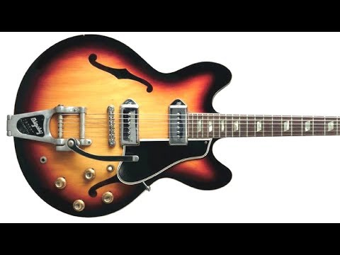 Mellow Atmospheric Groove | Guitar Backing Track Jam in A
