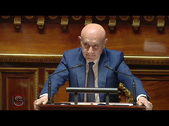 Claude MALHURET : Débat à la suite de la Déclaration du Gouvernement