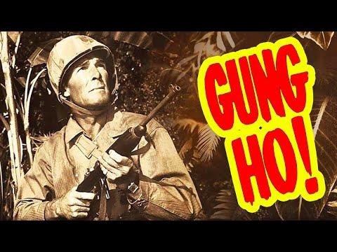 'Gung Ho!': The Story Of Carlson's Makin Island Raiders (1943) Drama, History, War Full Movie