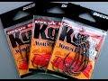 Видеообзор офсетных крючков Decoy Kg Hook Worm 17 по заказу Fmagazin