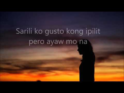 """Let me be the one Instrumental piano """"Bitaw"""" a spoken word poetry"""