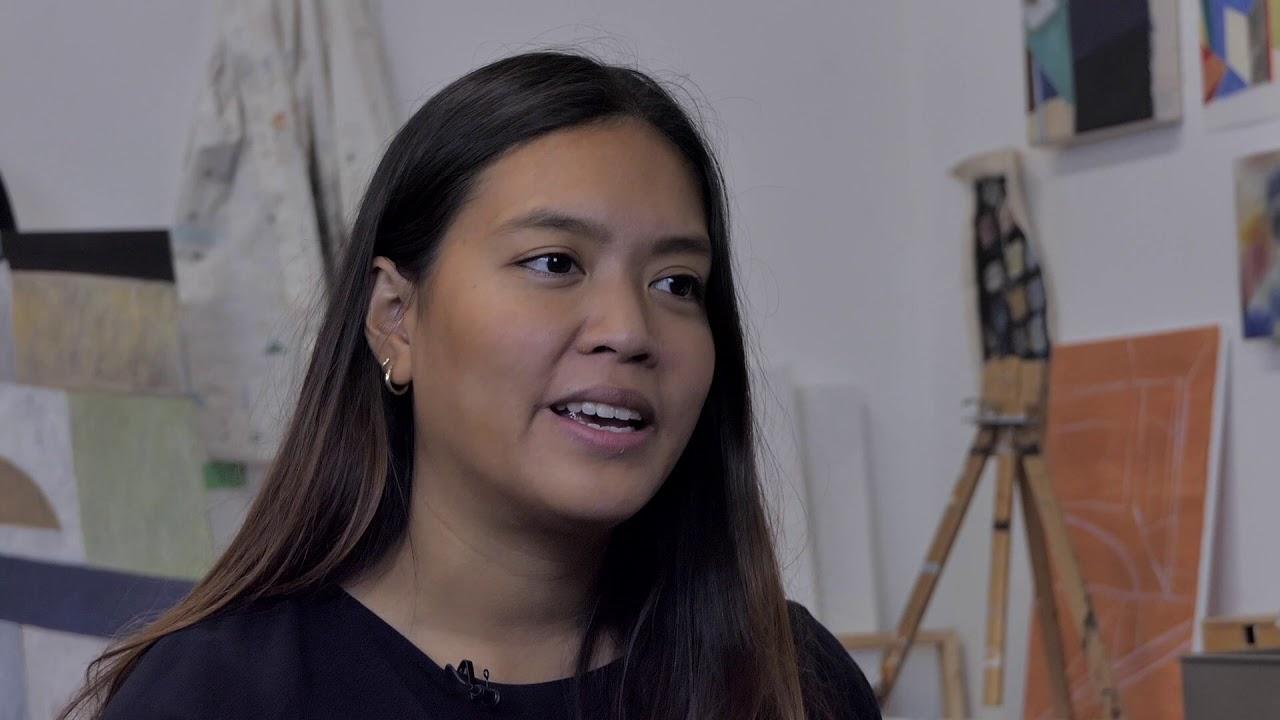 Ella Gonzales 2018 Nan Yeomans' Bursary recipient