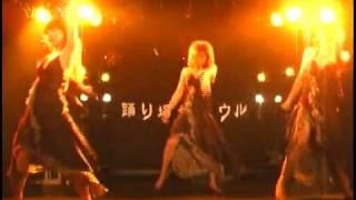 紫SHIKIBUがセクシーダンス!曲は踊り場ソウル?の「ミラーボール」?